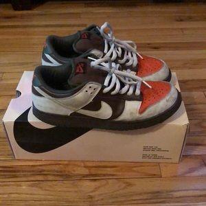 """Nike dunk low pro sb """"oompa loompas"""""""